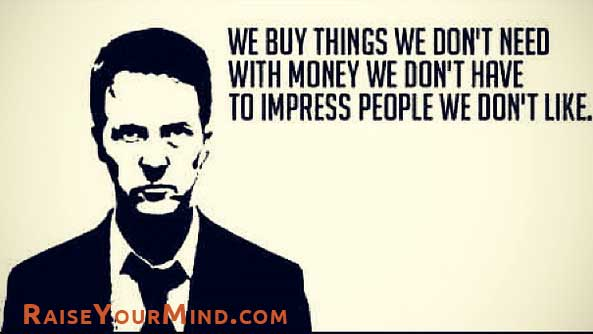 Best fight club quote